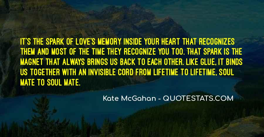 My Soulmate Love Quotes #445523
