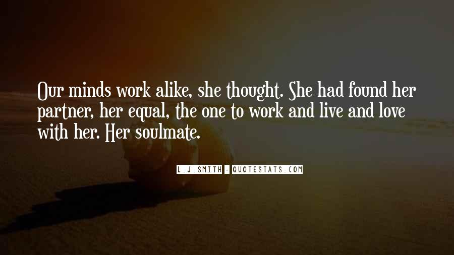 My Soulmate Love Quotes #488498