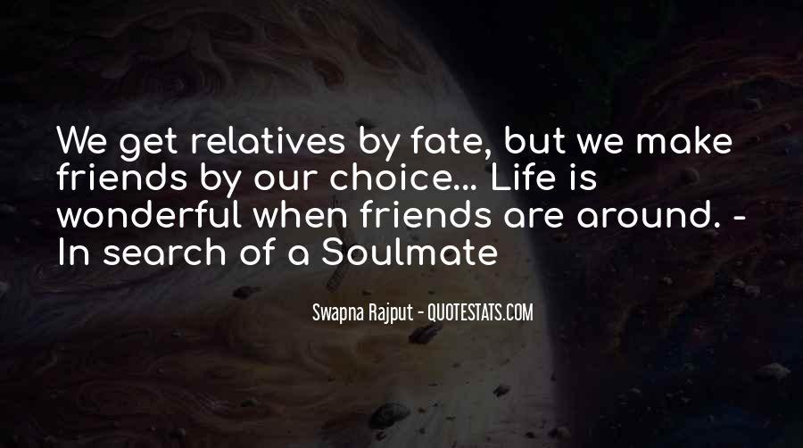My Soulmate Love Quotes #653782