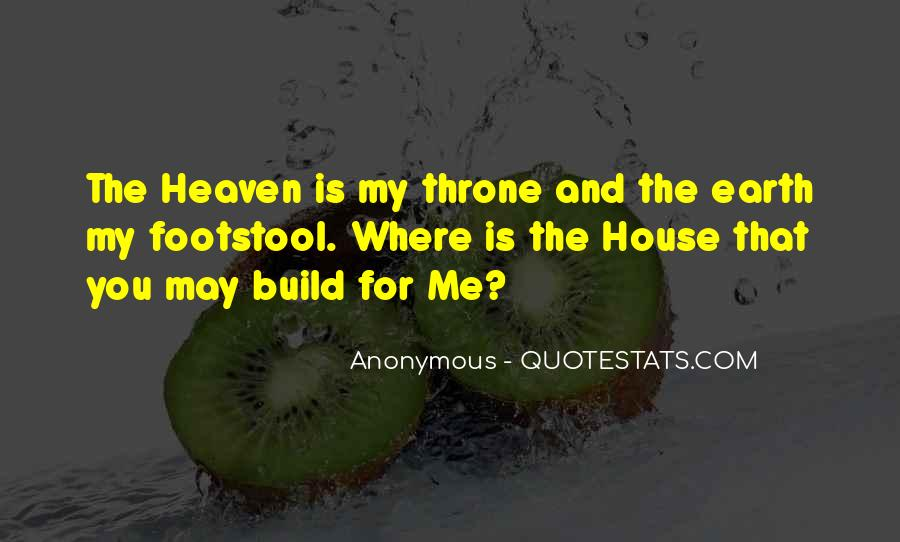 My Throne Quotes #1558167