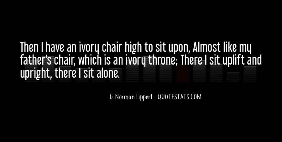 My Throne Quotes #36480
