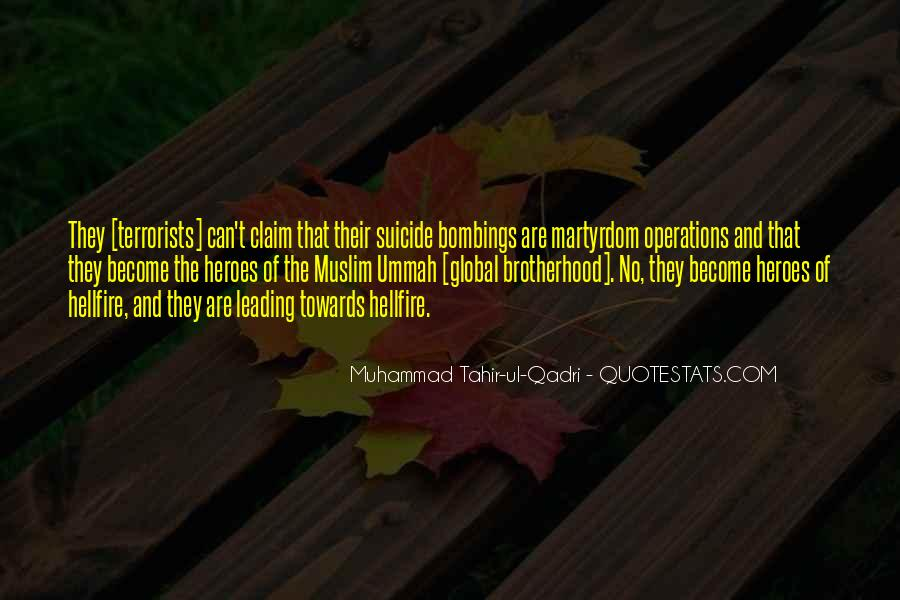 My Ummah Quotes #420372