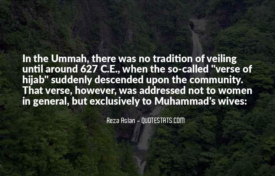 My Ummah Quotes #88749