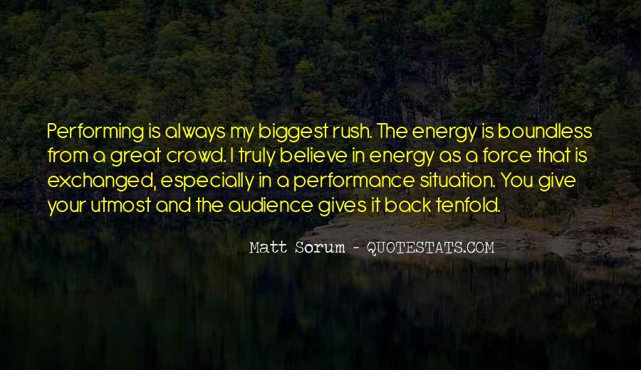 My Utmost Quotes #1102570