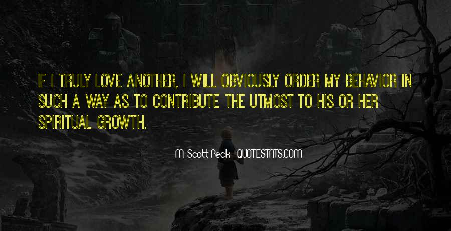 My Utmost Quotes #1329188