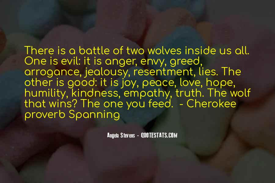 Quotes About Cherokee Love #1216044