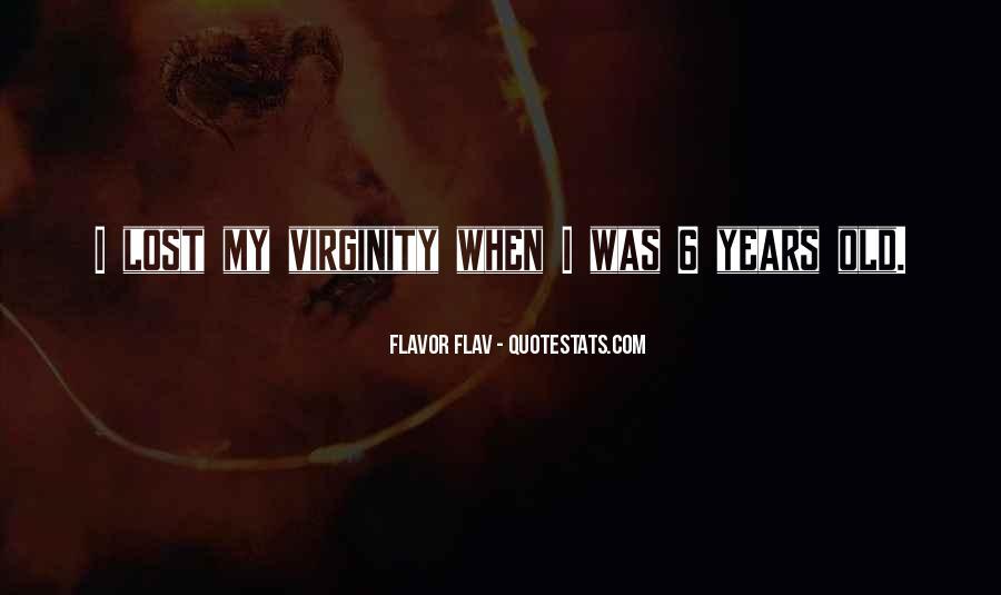 My Virginity Quotes #1111251