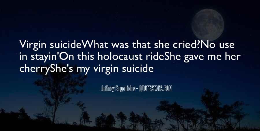 My Virginity Quotes #1498625