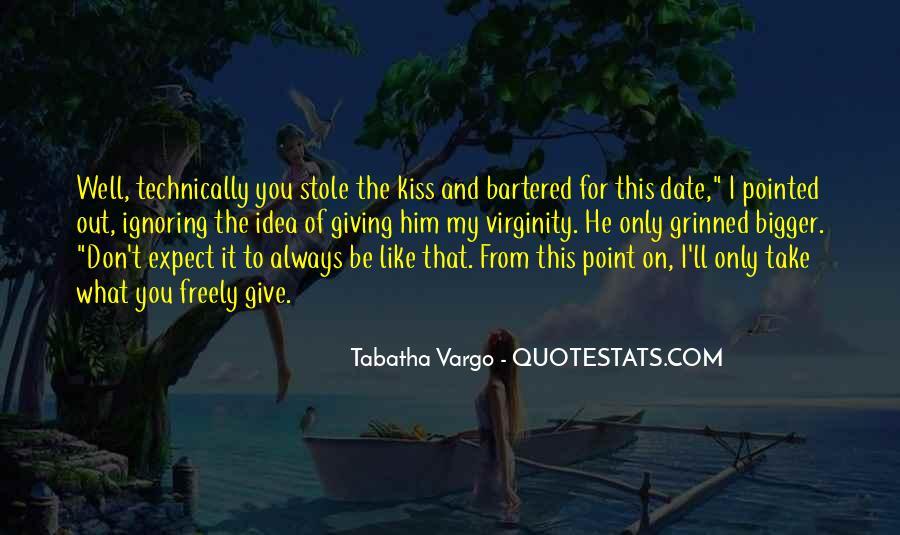My Virginity Quotes #1675656