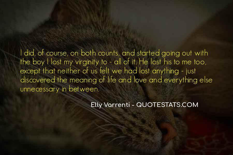 My Virginity Quotes #270186