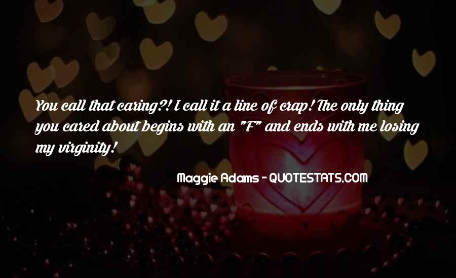 My Virginity Quotes #270917