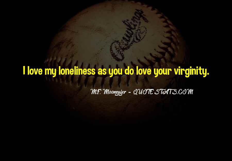 My Virginity Quotes #353462