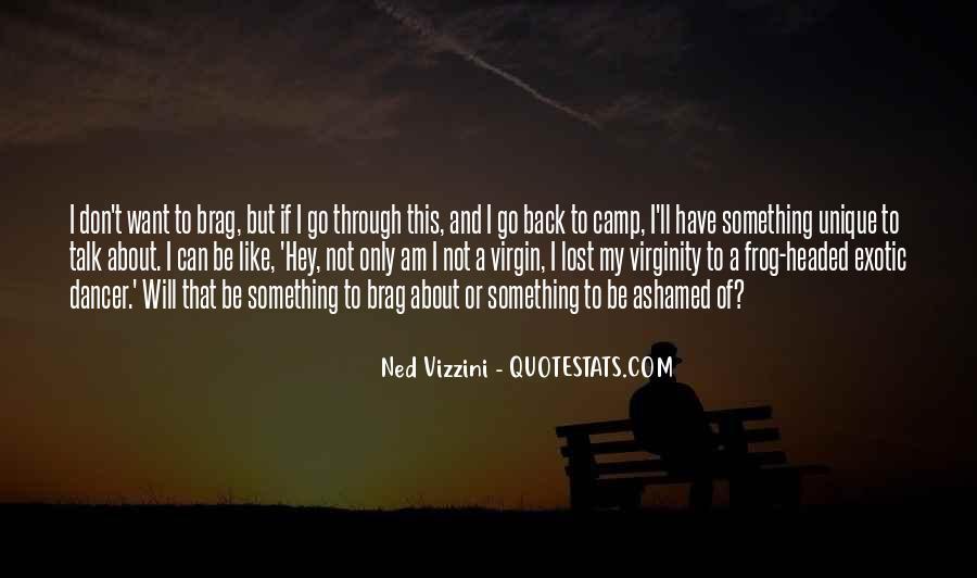 My Virginity Quotes #622785
