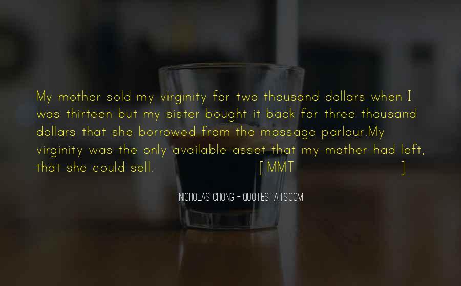 My Virginity Quotes #708892