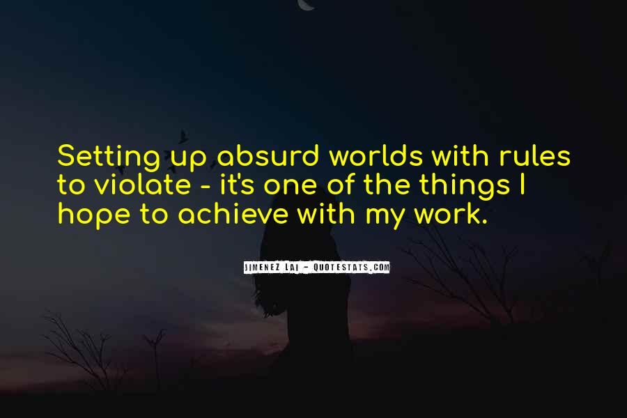 My World My Rules Quotes #1647936
