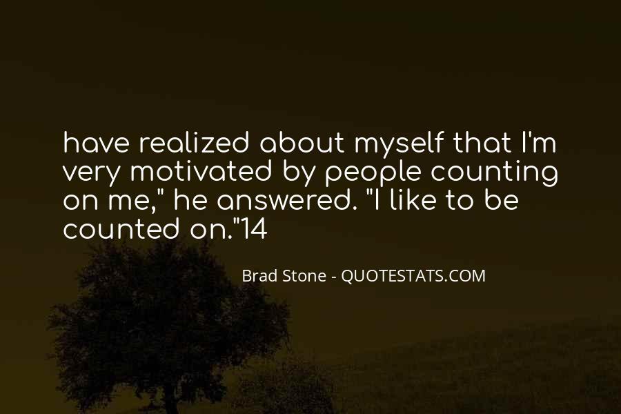 Mya Stone Quotes #11472