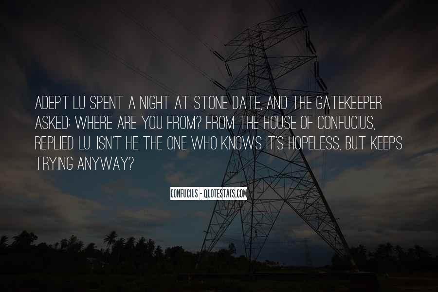 Mya Stone Quotes #20452