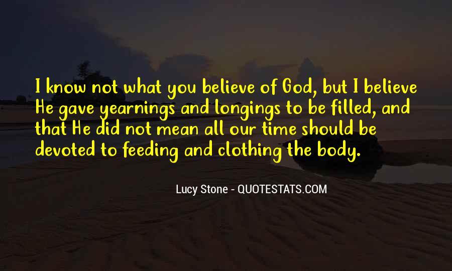 Mya Stone Quotes #27967