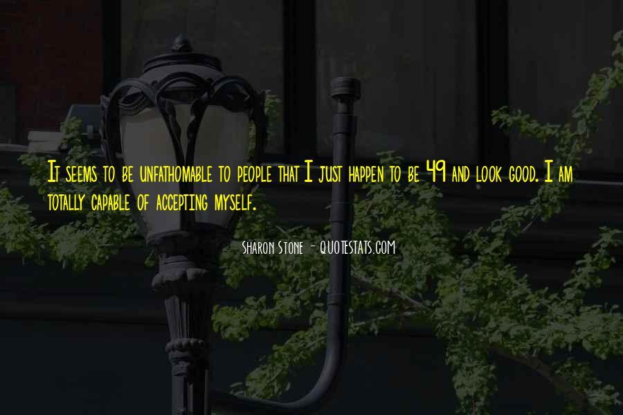 Mya Stone Quotes #36791