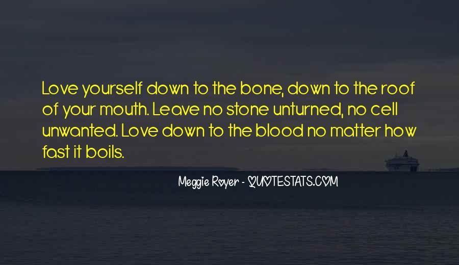 Mya Stone Quotes #8259