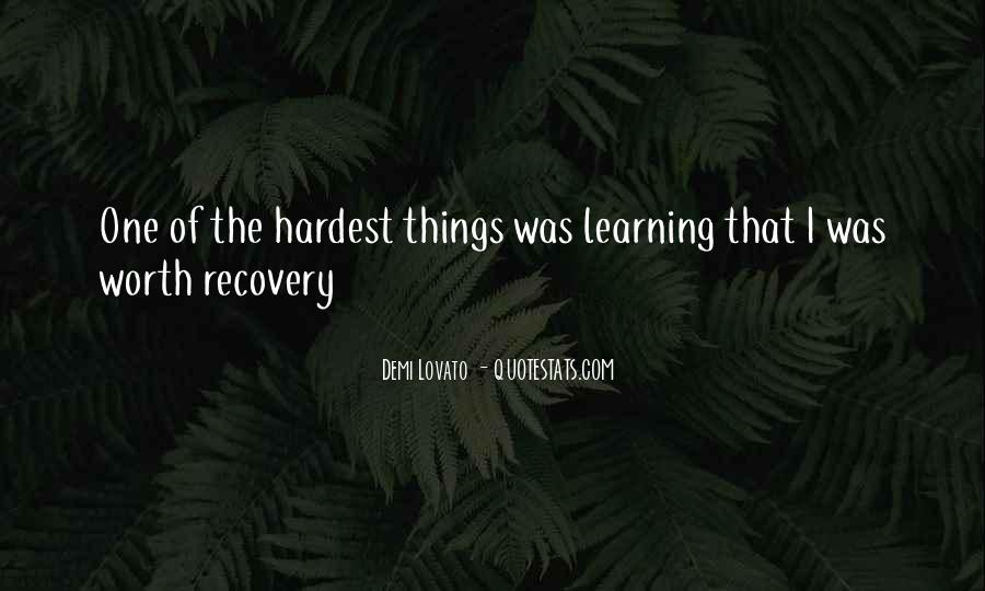 N.a. Recovery Quotes #10150