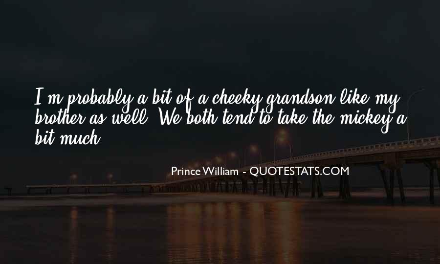 Quotes About Cheeky Me #455334