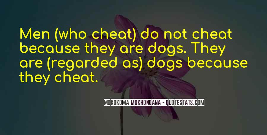 Quotes About Cheating Men In Relationships #1694946