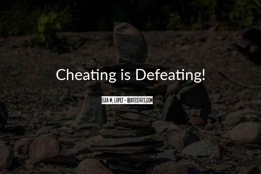 Quotes About Cheating Men In Relationships #632201