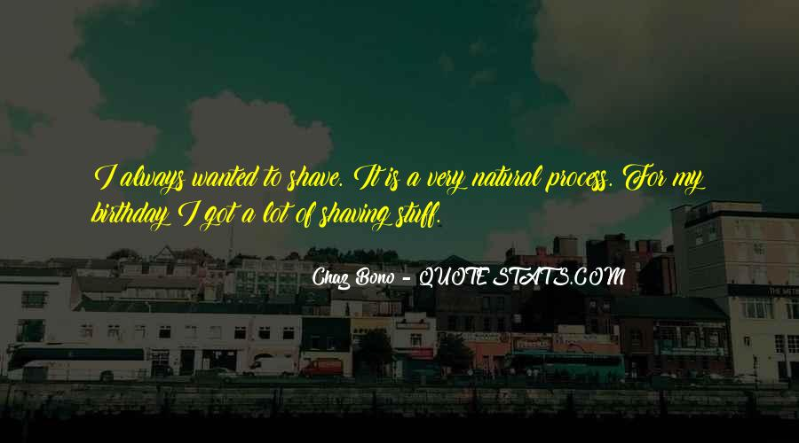 Quotes About Chaz #1161347