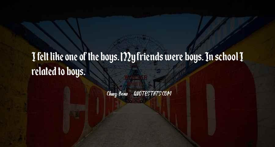 Quotes About Chaz #1228254