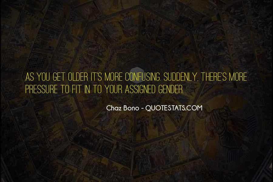 Quotes About Chaz #400049