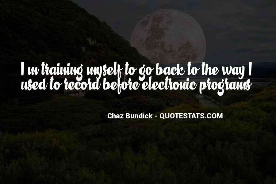 Quotes About Chaz #532142