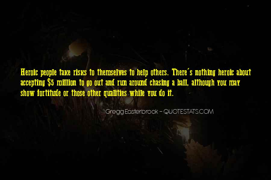 Quotes About Chasing People #100394