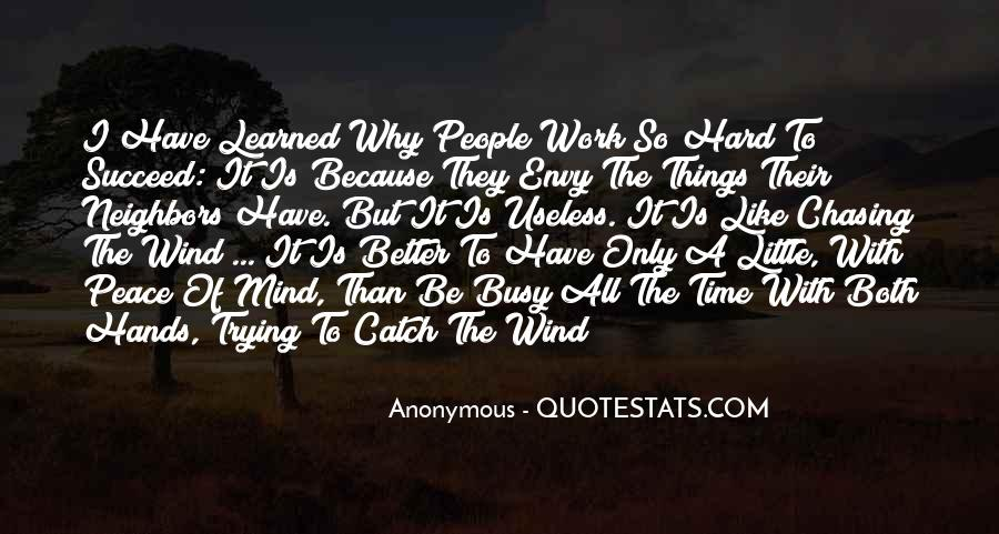 Quotes About Chasing People #39425