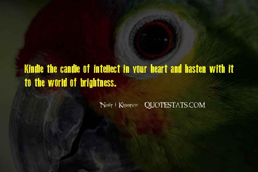 Nasir Khusraw Quotes #1187857