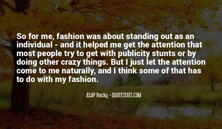 Naturally Crazy Quotes #1492148