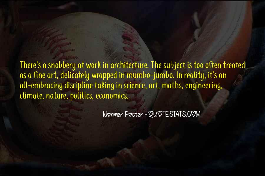 Nature And Architecture Quotes #1194378