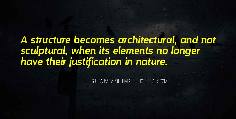 Nature And Architecture Quotes #1736636