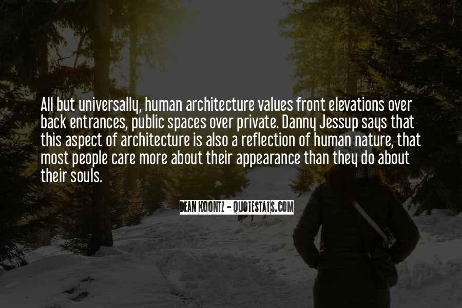 Nature And Architecture Quotes #357857