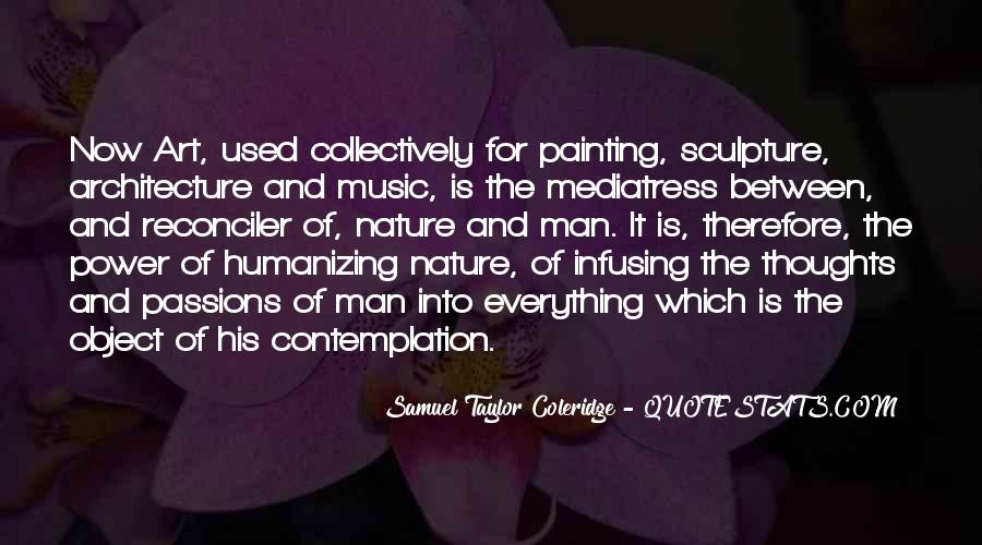 Nature And Architecture Quotes #932237