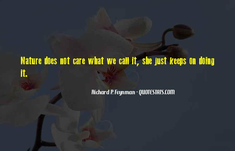 Nature Call Quotes #186015