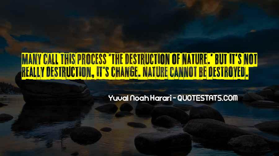 Nature Call Quotes #217657