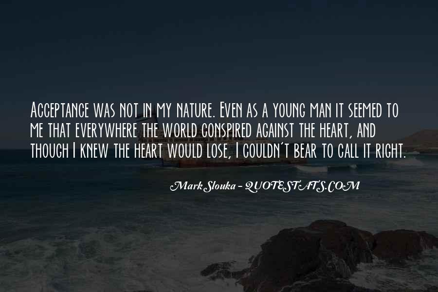 Nature Call Quotes #309214