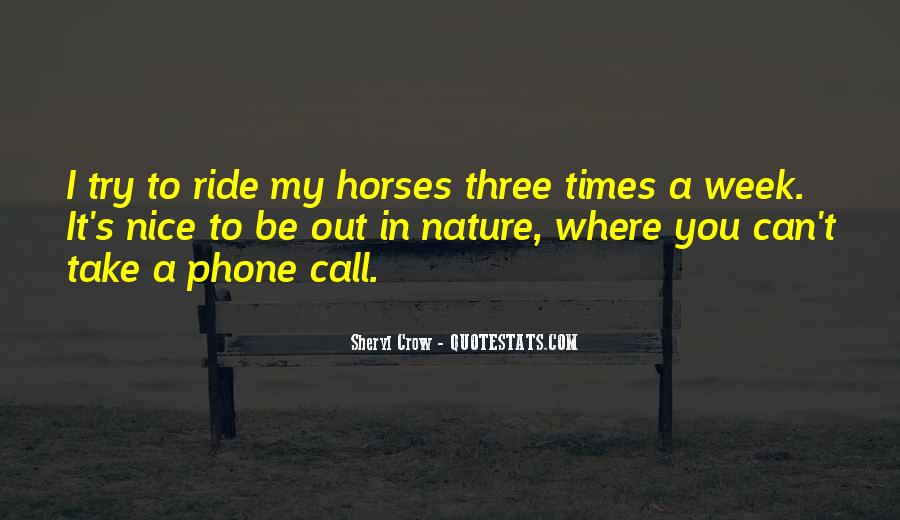 Nature Call Quotes #575849