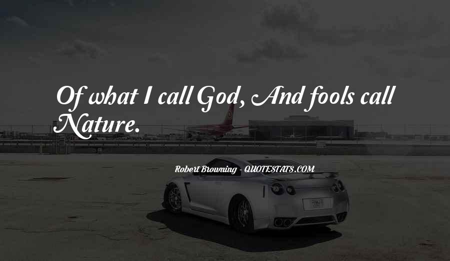 Nature Call Quotes #647190