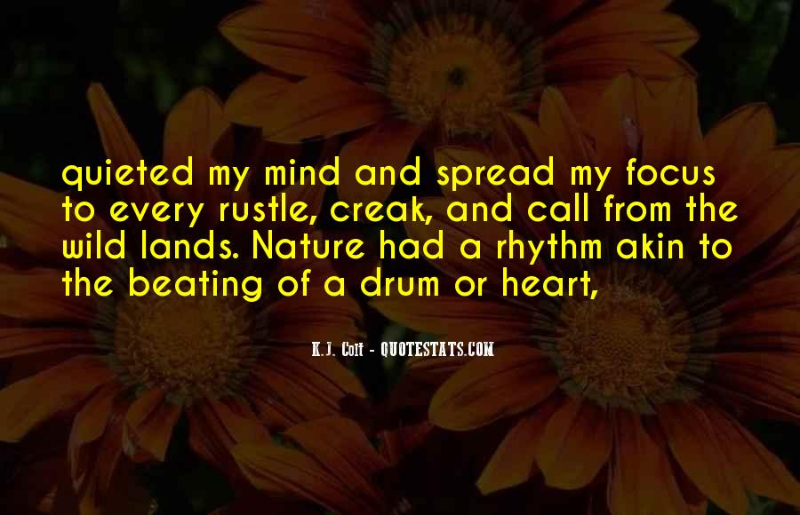 Nature Call Quotes #859175