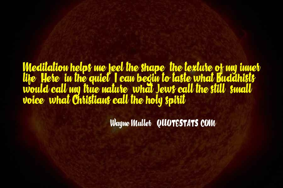 Nature Call Quotes #950267