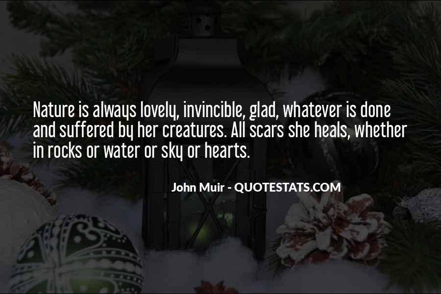 Nature Heals Quotes #1610349