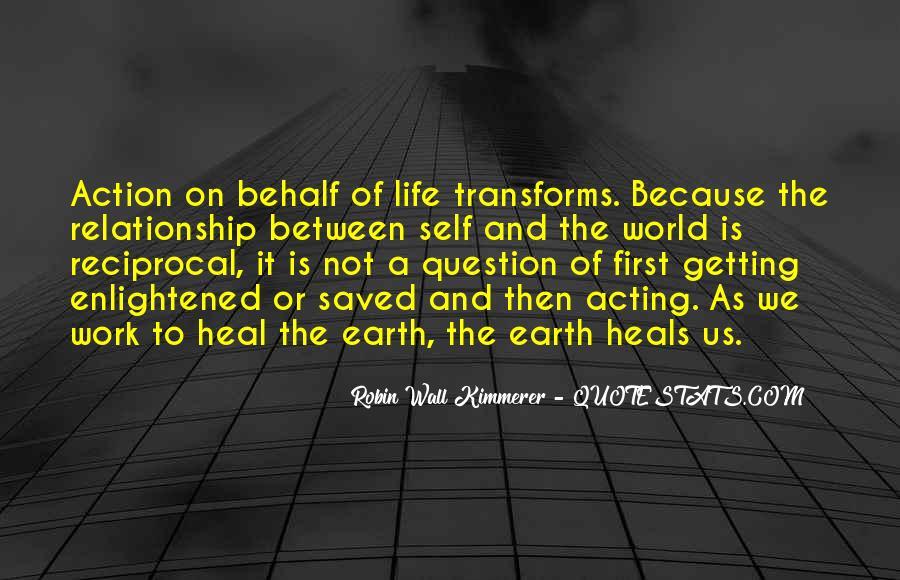 Nature Heals Quotes #765644