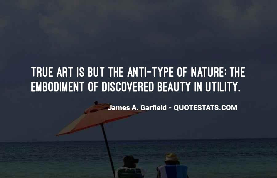 Nature Of Beauty Quotes #201502
